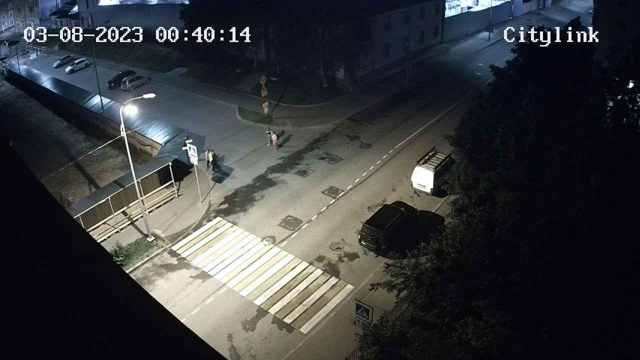 Красная ул. - Герцена ул.